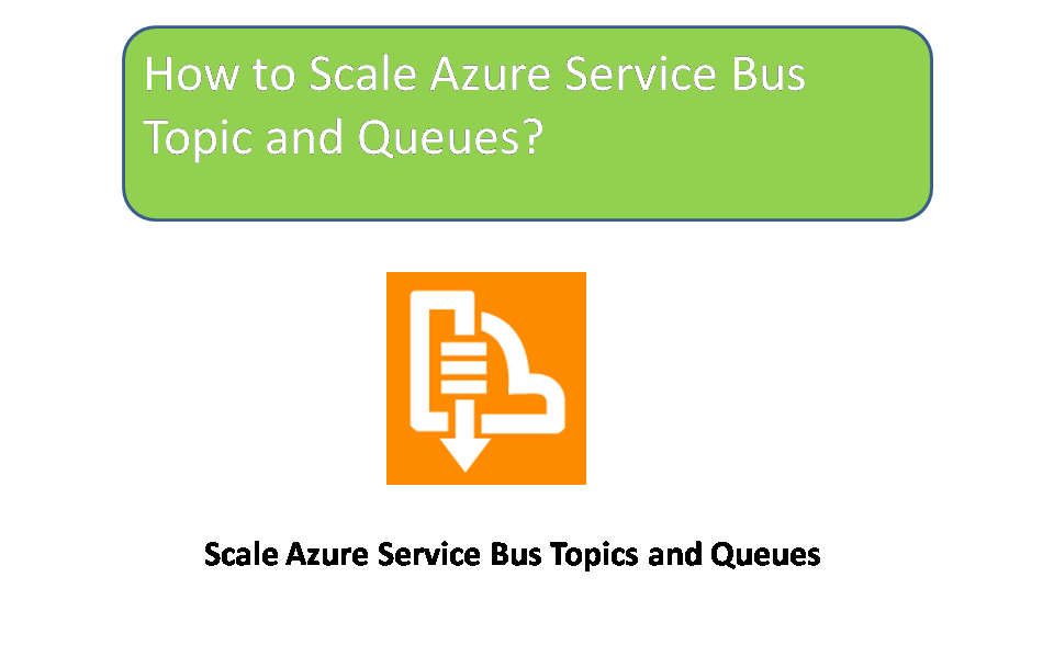 How to Scale Azure Service Bus Topic and Queues