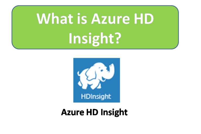 What is Azure HD Insight