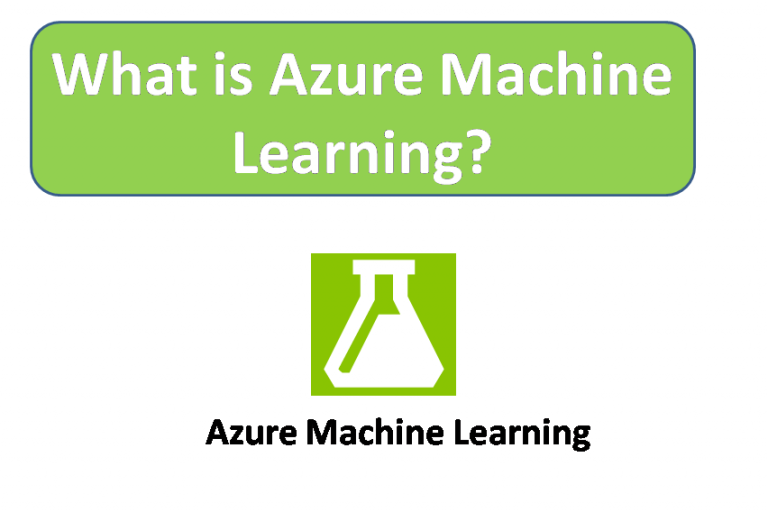 What is Azure Machine Learning