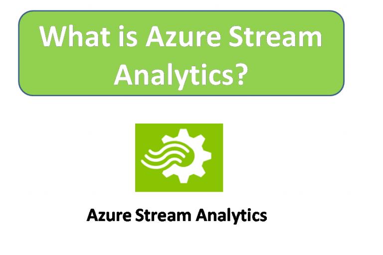 What is Azure Stream Analytics?