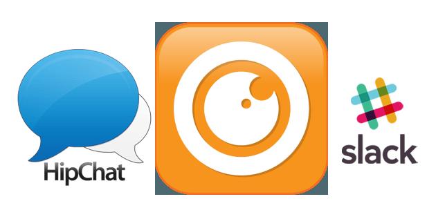 Azure alerts in Slack and Hipchat