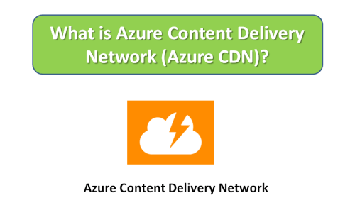 What is Azure Content Delivery Network?