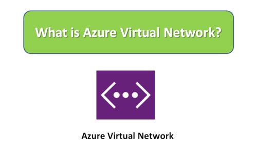 VNet - Azure Virtual Network