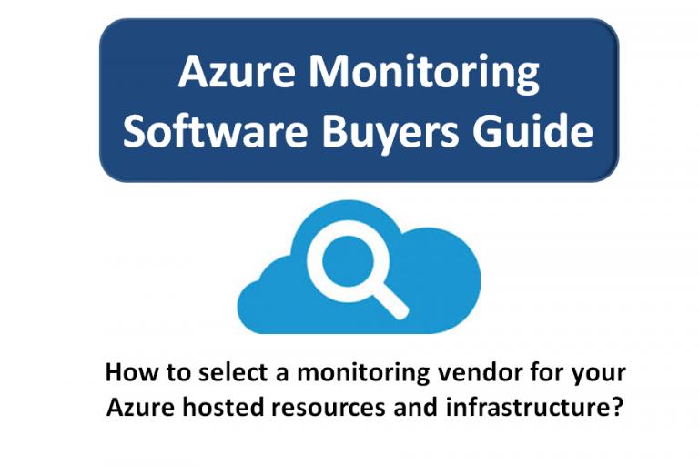 Azure Monitoring Software Buying Guide