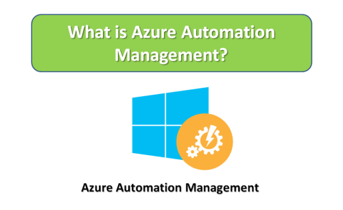 What is Azure Automation