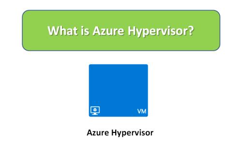 What is Azure Hypervisor