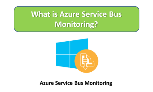 What is Azure Service Bus Monitoring