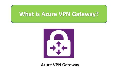 What is Azure VPN Gateway