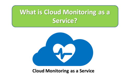 What is Cloud Monitoring as a Service