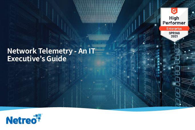 network telemetry connectivity
