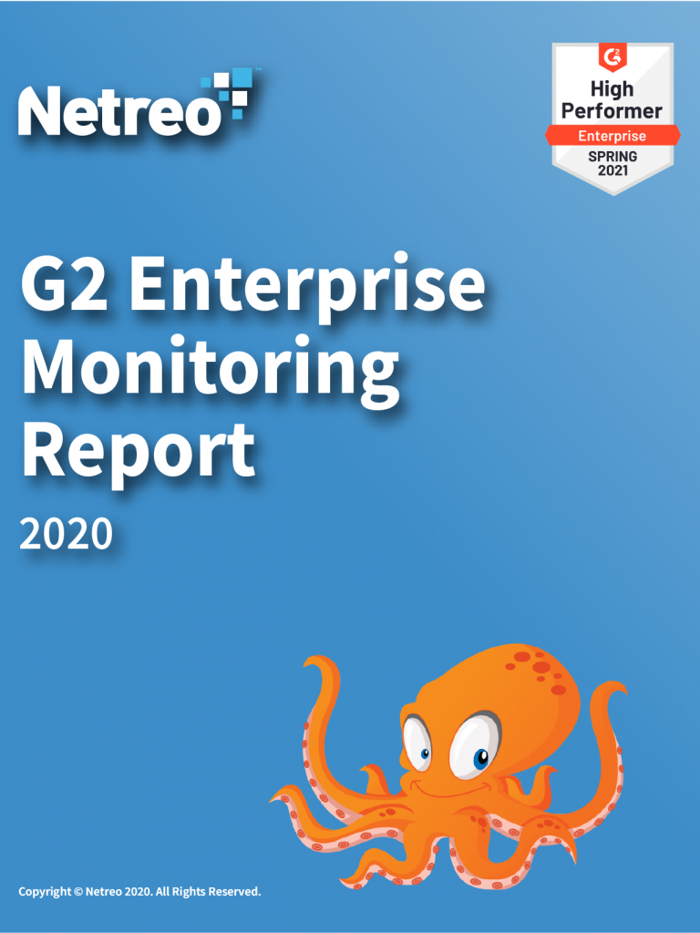 g2 enterprise monitoring report
