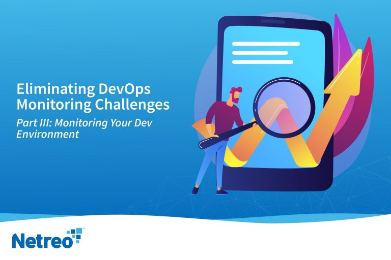 Efficient Devops monitoring - It Infrastructure - Network Management - Netreo