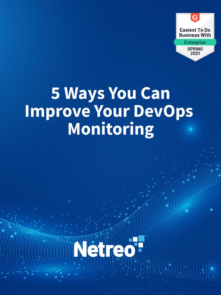 Improve Devops Monitoring