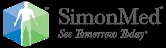 The logo of SimonMed