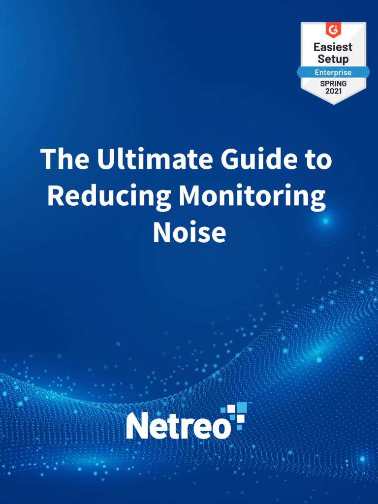 Reducing Monitoring Noise