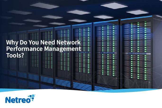 Network Performance Management - Netreo IT Network Monitoring