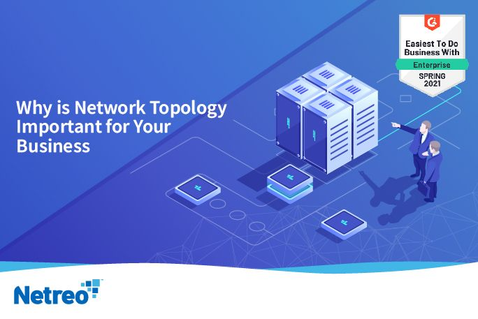 Network Topology - Network Monitoring System Netreo