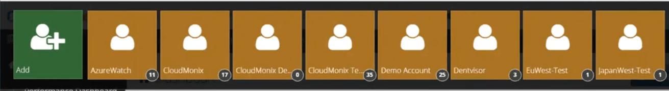 Netreo vs native Azure monitoring - Netreo Accounts