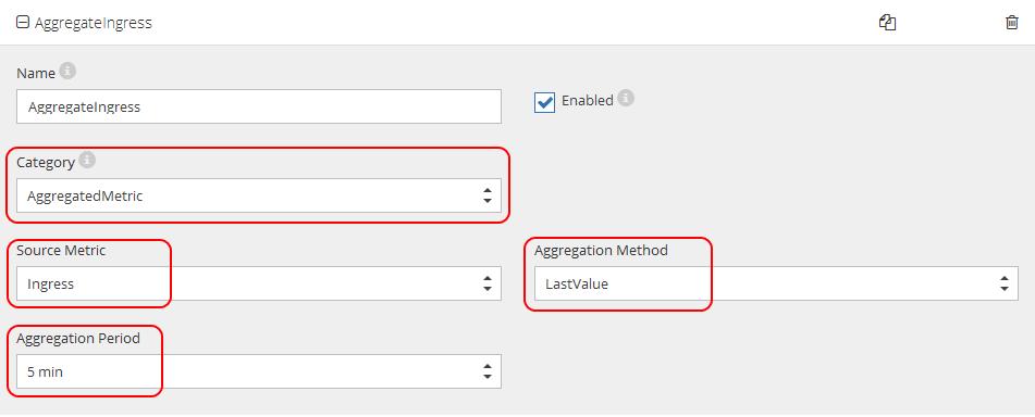 Azure Vnet - Aggregrate Expression sample