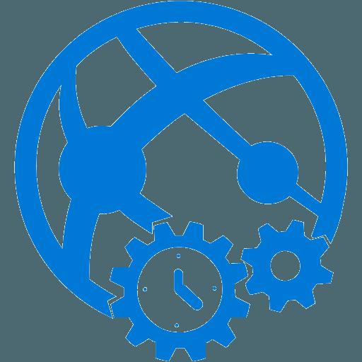 Netreo vs native Azure Monitoring - Azure WebApp - WebJobs Icon