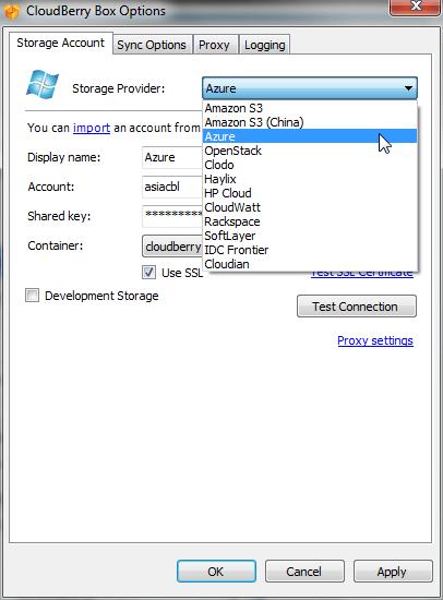 CloudBerrylab Box