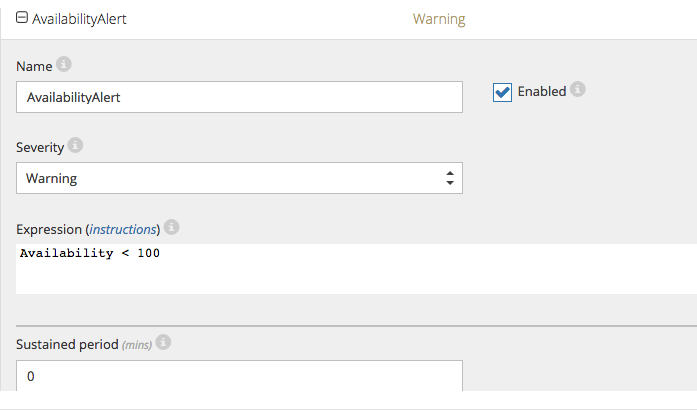 Monitor Azure Storage with Netreo 19