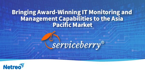 Serviceberry - IT monitoring and management partnership