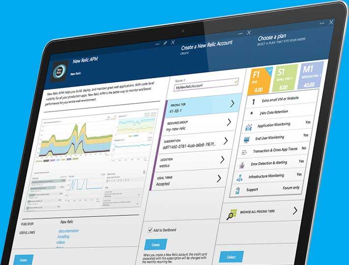 Netreo Vs NewRelic - Azure Monitoring Tool