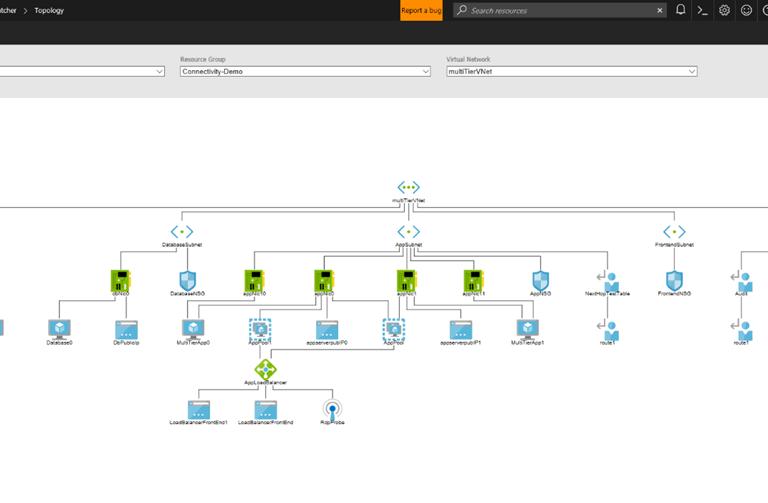 Microsoft Azure Network Monitor