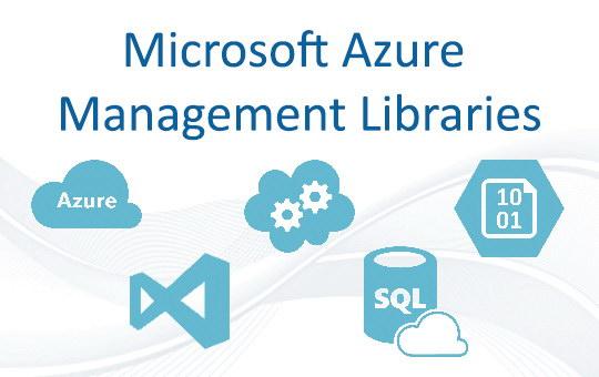 Microsoft Azure Management Libraries