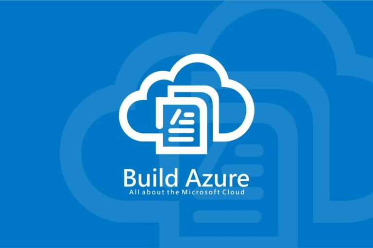 Build azure ISV