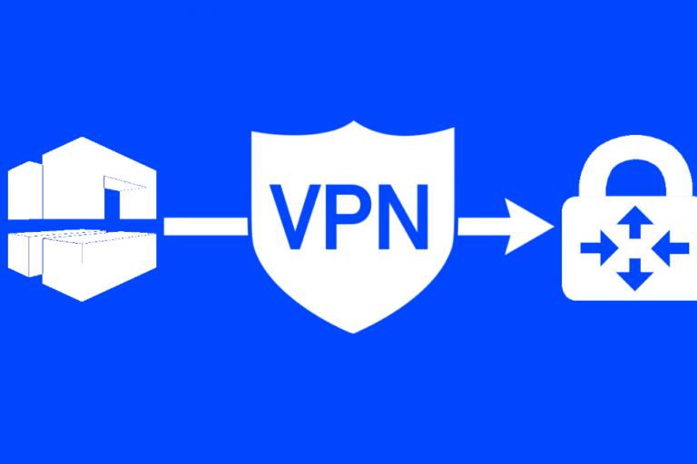 Connect Amazon VPC to Azure