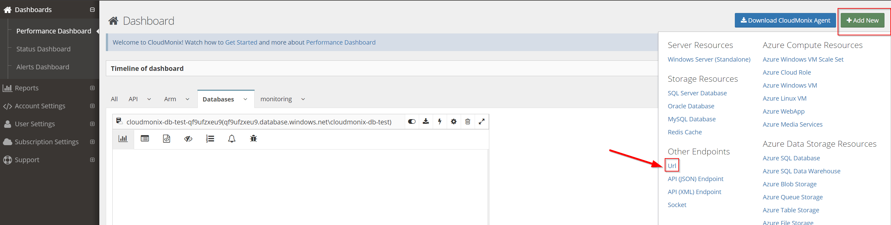 How to monitor any URL using Netreo