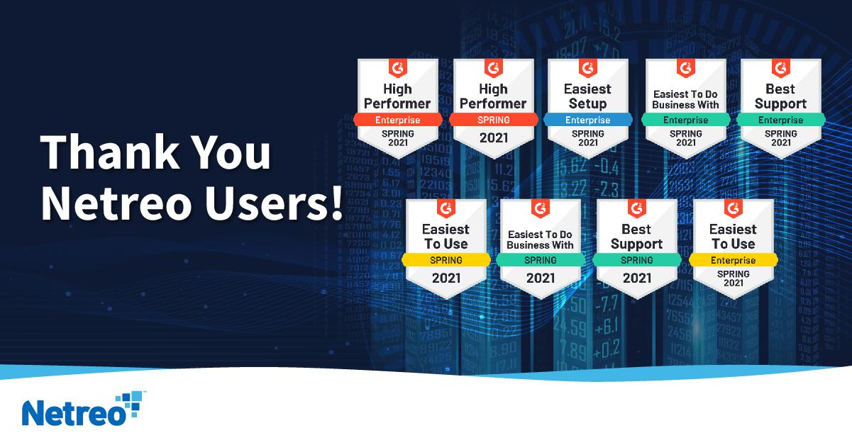 G2 High Performer - Network Monitoring - Spring 2021