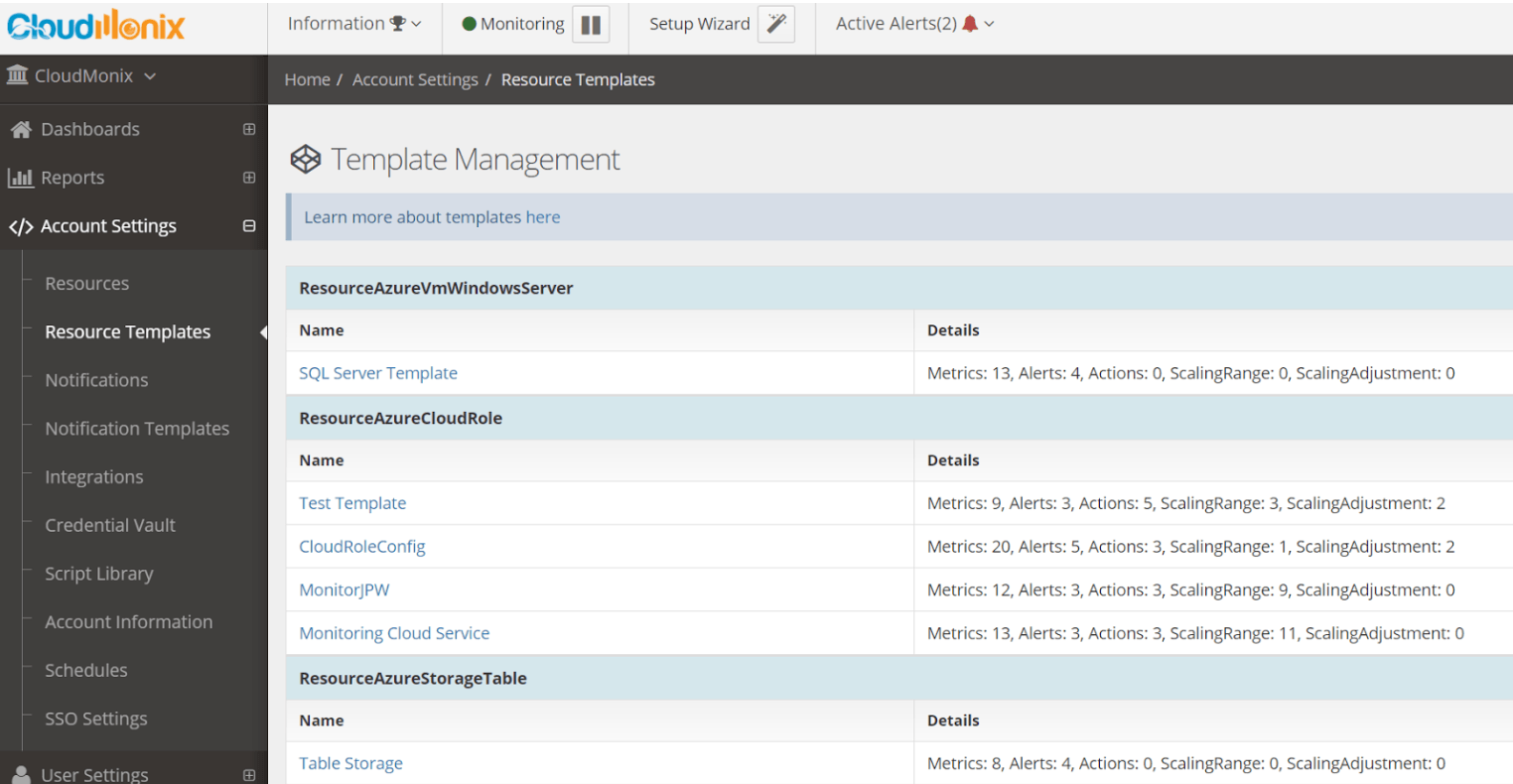 How to effectively manage multiple environments in Netreo