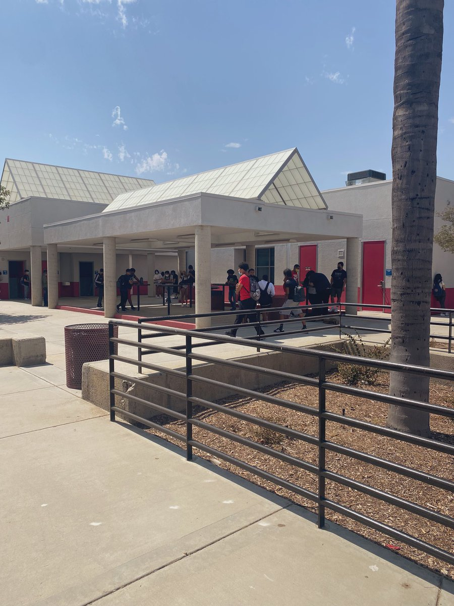 Val Verde Unified School District Case Study Image