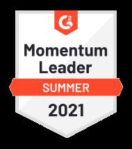 Netreo - G2 Momentum Leader Summer 2021