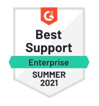 Netreo - G2 Best Support Enterprise Summer 2021