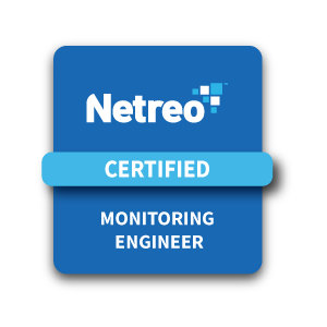 Netreo certified monitoring engineer
