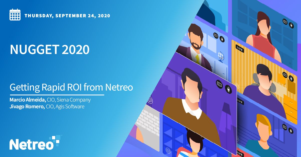 Getting Rapid ROI from Netreo