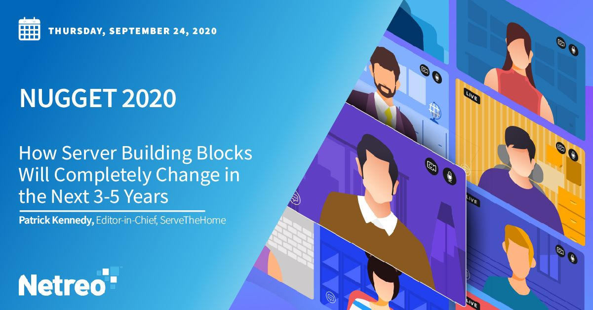 How Server Building Blocks Will Completely Change in the Next 3-5 Years