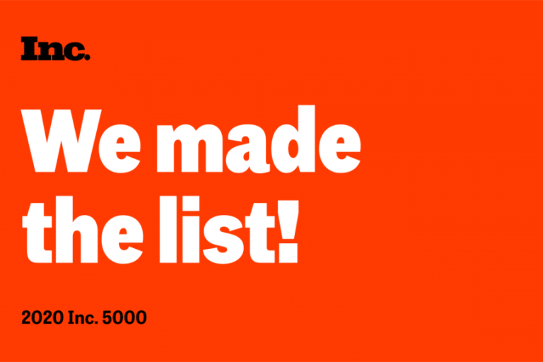 Netreo makes the 2020 Inc. 5000 List -Fastest-Growing Private Companies