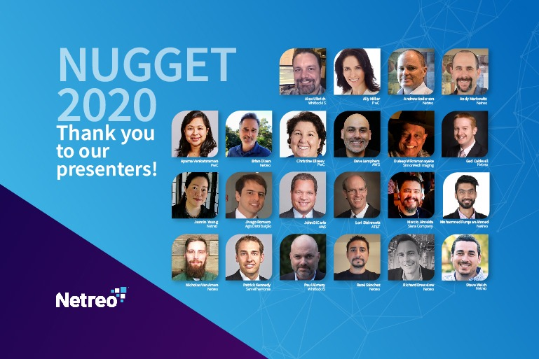 Netreo Nugget 2020 - IT Infrastructure Management