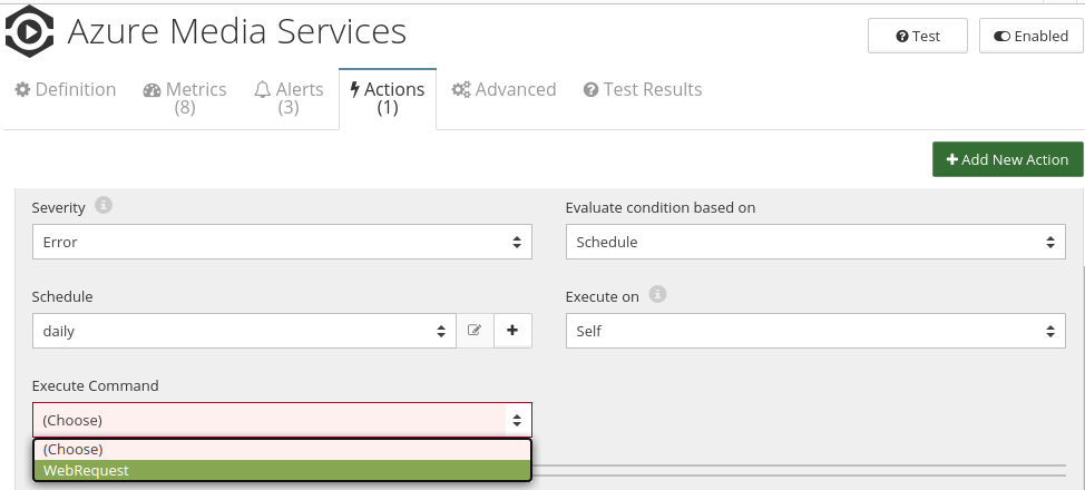 Azure Media Services Automation