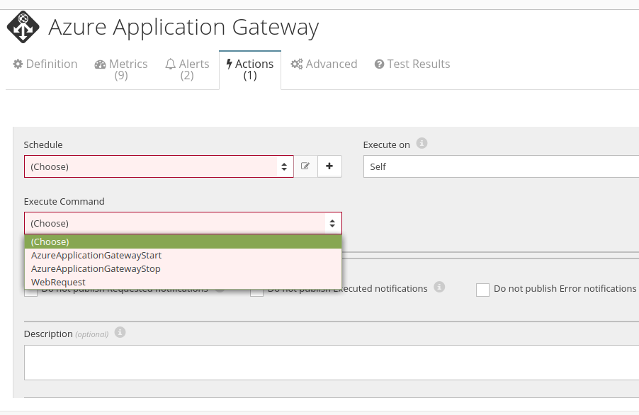 Azure Application Gateway Automation