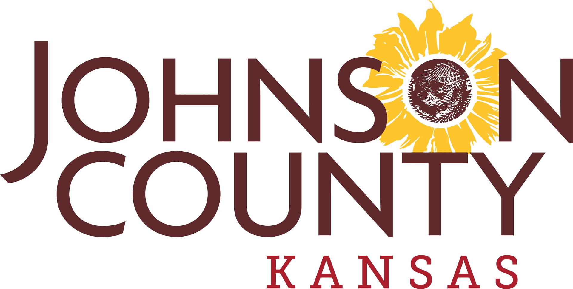 The logo of Johnson County, Kansas