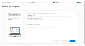 Automatic management of Azure Lab Services infrastructure and scale