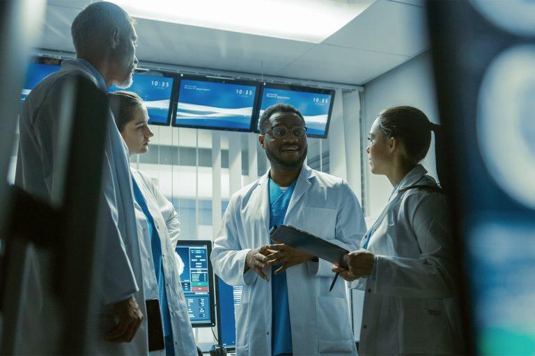 Healthcare IT Management Software